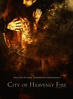 Fan made poster for City of Heavenly Fire [gif]