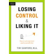 """""""Do you wear yourself out with worry - and alienate your child to boot? The truth is that you can't make your kids turn out right. It's not even your job. In fact, your real role as a parent is much more rewarding and doable. Experienced counselor and parent Tim Sanford shows you how to give up your fears about your teenager's future in Losing Control & Liking It."""""""