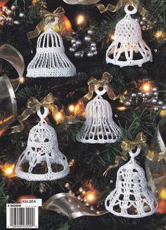 Christmas Bells Crochet Patterns