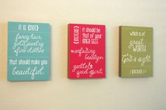Wall Art Perfect for Little Girls Bathroom by SweetGreetsDesigns, $20.00