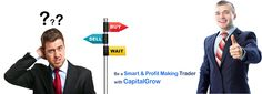 Capital Grow Financial Services Provide a best Trading Services in Stock Market Commodity market.