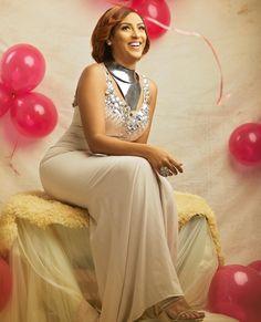 Liberian-Lebanese beauty, Juliet Ibrahim
