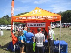 2014 Ragnar DC Recap (Part 1 - Cruisers Rockin' The Relay - Getting Started