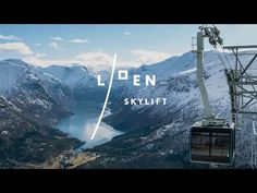 Loen Skylift is a spectacular new attraction and adventure arena, at the inner part of the Nordfjord, in the heart of Fjord Norway. A Cable Car will lift you from the fjord to 1011 m. Reaching the. Your Sky, Visit Norway, Ski Lift, Sea Level, Trip Planning, Skiing, Things To Do, Road Trip, To Go