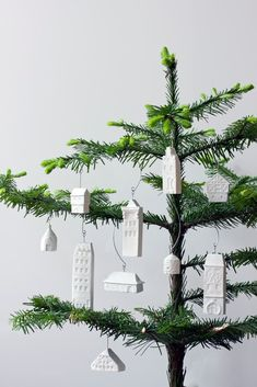 European House Ornaments | Remodelista