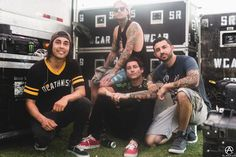 Where's tony?<<<<He had a mountain biking accident and had to sit out most of Warped Tour
