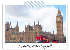 ...what Ina loves ❤ : {I love this City} kleiner London - Weekend Guide