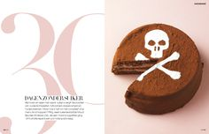 Editorial design JAN Magazine 9-2013 reportage