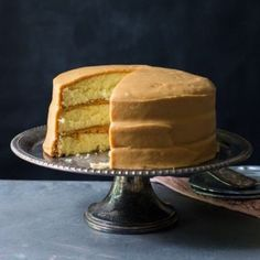 Named for a Grateful Dead song, this bakery pays tribute to the baking traditions of the South, including layered coconut cakes and a destination-worthy caramel cake. Bowl Cake, Pear Recipes, Cake Recipes, Pecan Nuts, Fall Cakes, Salty Cake, Savoury Cake, Mini Cakes, Clean Eating Snacks