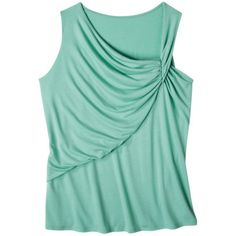 Mossimo® Womens Plus-Size Sleeveless Knit Tank - Assorted Colors