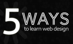 Web Developer???? http://designshack.net/articles/css/5-ways-to-learn-web-design-which-is-right-for-you/