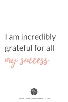 Home – Emma Johnson & Co Positive daily affirmations. Positive Mantras, Positive Affirmations Quotes, Wealth Affirmations, Law Of Attraction Affirmations, Affirmation Quotes, Positive Thoughts, Positive Vibes, Career Affirmations, Affirmations For Women