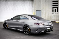 This is one hot Mercedes-AMG S63 Coupe image