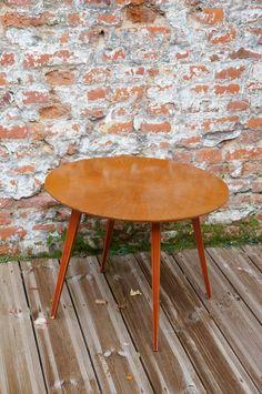 TABLE BASSE CIRCULAIRE VINTAGE : en vente sur le site www.weartgalerie.com