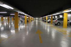 Rennes - Parking souterrain des Lices