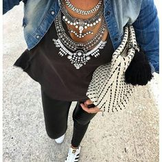 #necklace candy