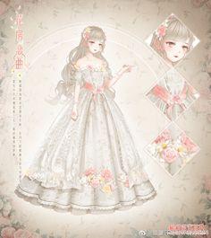 Anime Girl Dress, Anime Art Girl, Nikki Love, Hatsune Miku, Anime Princess, Queen Dress, Dress Drawing, Anime Angel, Princess Outfits