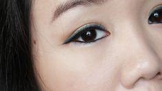 Blue Lined Eyes by M.May, MissMMayhem.