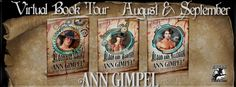 The Book Junkie's Reads . . .: Virtual Tour - Coven Enforcers 1-2-3 by Ann Gimpel