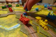 Railways of the World   Image   BoardGameGeek