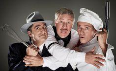 Le Théâtre du Vieux-Terrebonne présente la pièce d'été « Le combat des Chefs » qui sera à l'affiche du 11 juin au 29 août 2015