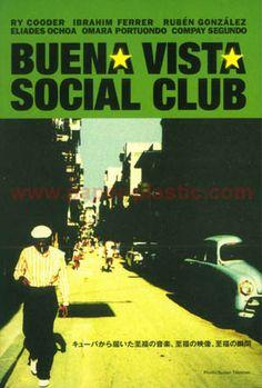 [1999] BUENA VISTA SOCIAL CLUB /// Wim Wenders