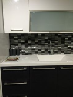 Backsplash from Porselenosa