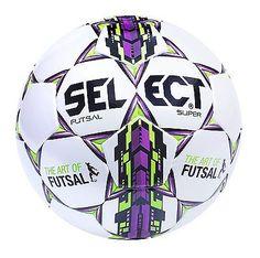 d343f31f2 Select Sport America Senior Super Futsal Ball White