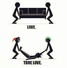 True Love Joker and Harley #truelove #joker #harleyquinn #suicidesquad #dc…