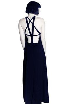 Pentagram Maxi Dress [B]