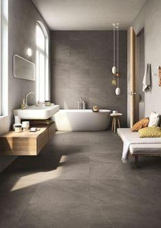 Stylish Modern Bathroom Design 44