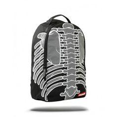 Bad to the Reflective Bones. School Backpacks, Black Backpack, Gym Bag, Black And Grey, Swag, Stylish, Heels, Pink, Shopping