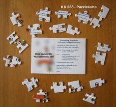 Karte Puzzle