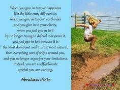 Abraham hicks quotes