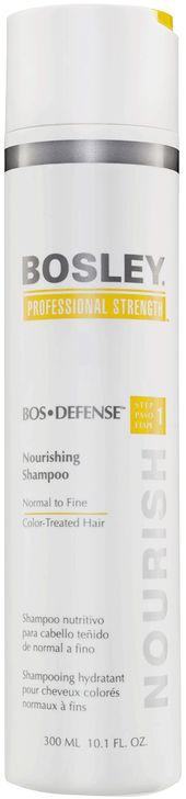 Bosley BosDefense Nourishing Shampoo For Color-Treated Hair