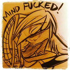 Mind fucked:D #Vivziepop #Zoophobia