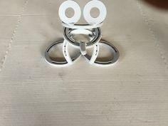 Horseshoe frog made my DM Rustic Design
