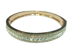 Elegante bangle with diamonds