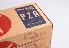 Jamie Oliver at Gatwick - The Dieline -