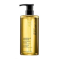 Shu Uemura Cleansing Oil, Cleanser, Moisturizer, 80s Hair Bands, Hair Cleanse, Makeup Essentials, Hair Shampoo, Fibre, Avocado Oil