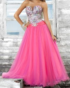 The PERFECT princess dress
