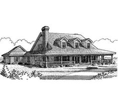 Country House, 054H-0037