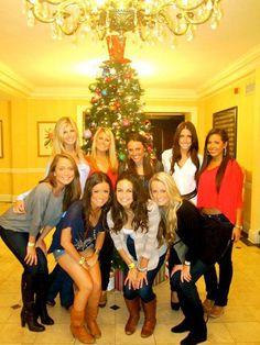 Christmas time at KD
