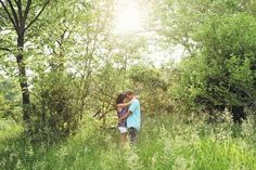 Engagement Pictures In The Country