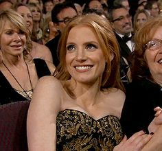 Two-time Academy Award nominee Jessica Chastain