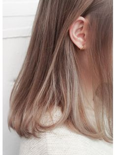 【Beleza】ba88ワンサイドグラデーションカール×ノームコア/Beleza shibuya 【ベレーザ 渋谷】をご紹介。2017年春の最新ヘアスタイルを100万点以上掲載!ミディアム、ショート、ボブなど豊富な条件でヘアスタイル・髪型・アレンジをチェック。