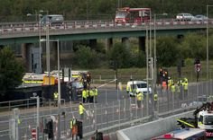 One Killed In East London Bus And Car Crash
