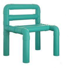 Rosely Pignataro: Reciclando canos de PVC