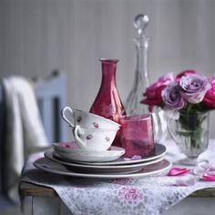 Healthy dinner party menu + tea