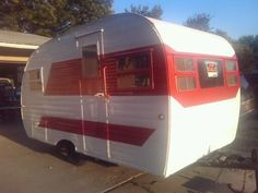 1954 CANNED HAM TRAILER traveleze brand. Boise $1500